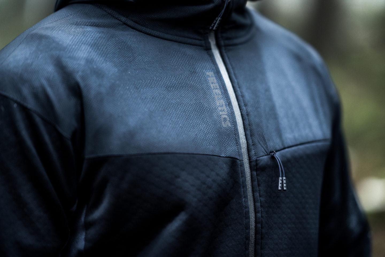 Freeletics Wear: Endurance Hoodie Jacket Dark Denim