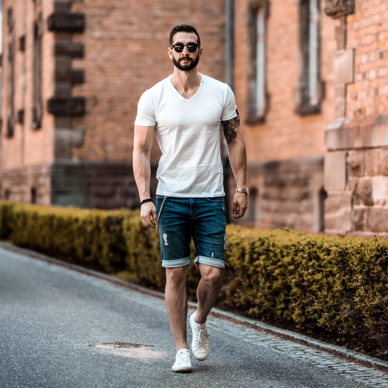 MAC-Jeansshorts für den Sommer 2018